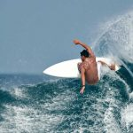 Surfing expand a lung